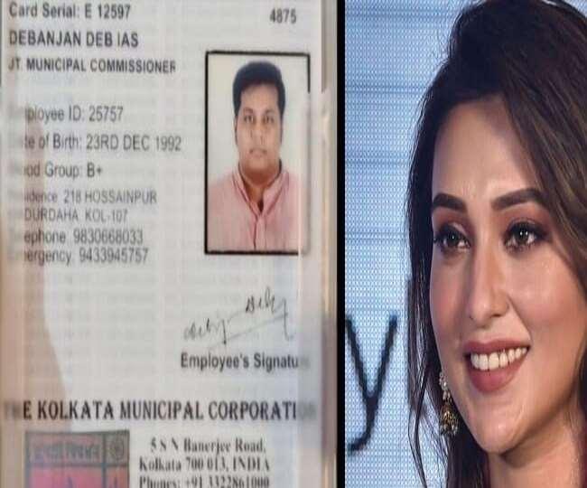 बांग्ला फिल्मों की अभिनेत्री और टीएमसी सांसद मिमी चक्रवर्ती