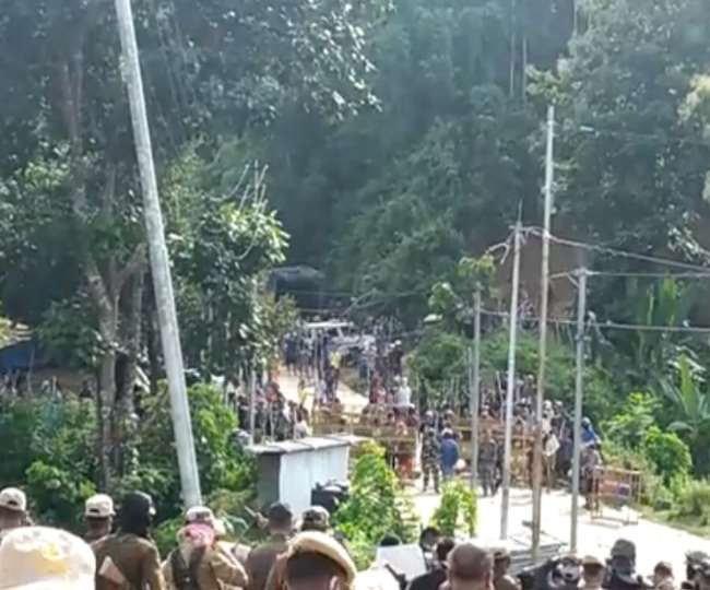 Assam Mizoram border tension: 5 policemen died, while 60 others were injured as the dispute rises, Amit Shah intervenes