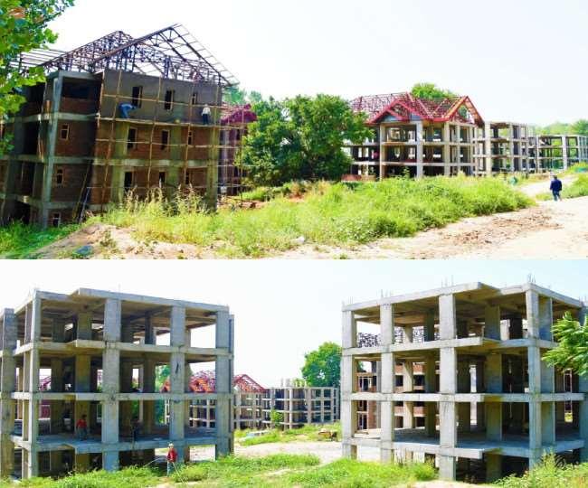 कश्मीरी हिंदुओं के लिए गांदरबल-बांडीपोरा में 80 करोड़ की लागत से ट्रांजिट आवासीय सुविधा तैयार की जा रही है।