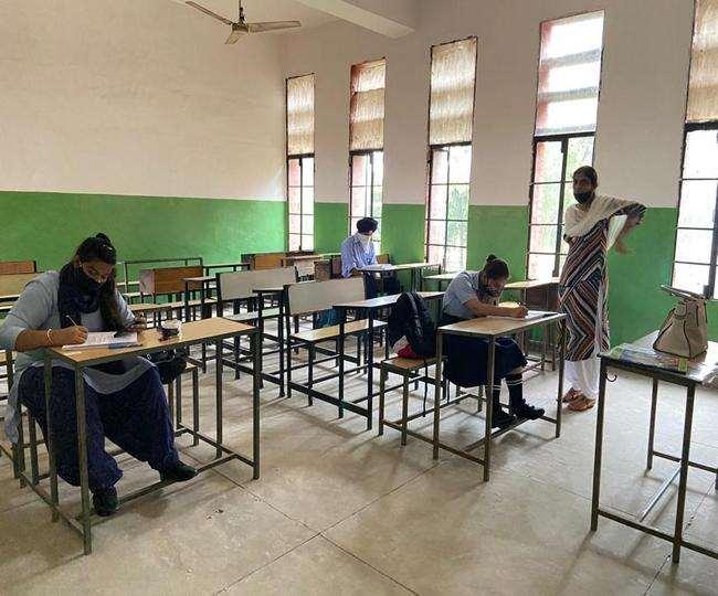 हरियाणा शिक्षा विभाग ने चंडीगढ़ शिक्षा विभाग से दूसरी बार सहमति मांगी है।