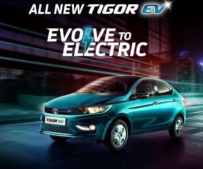 Tigor EV में IP 67 रेटेड बैटरी पैक और मोटर दी गई है,