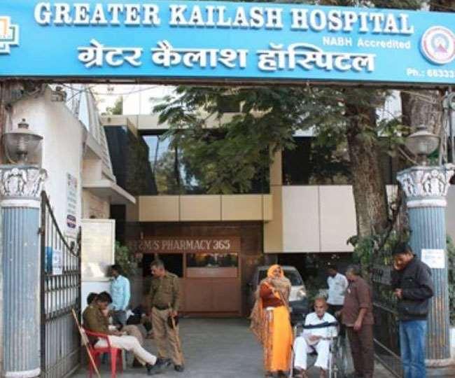 निजी अस्पताल ने बदलकर संक्रमित शव दे दिया।