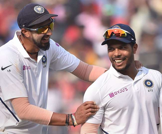 Umesh Yadav and Ishant Sharma revels what he did with Pink Ball in Day  Night Test Against Bangladesh