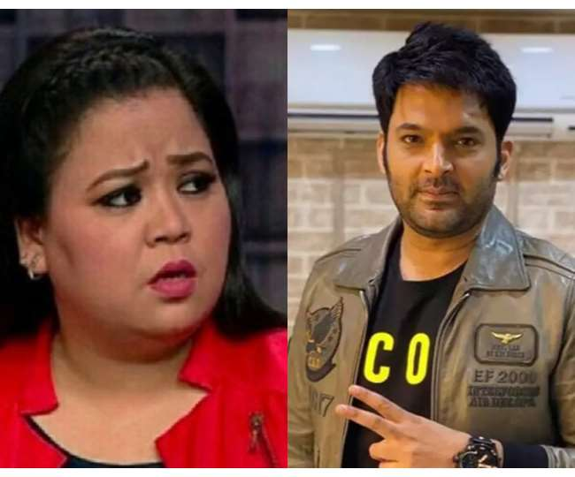 Kapil Sharma Trolled Because Of Bharti Singh Connection In Drugs Case