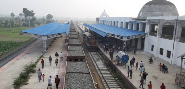 Trains will run from Hajipur to Vaishali in the new year