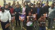 अजय व रंजना ने जीती क्रॉस कंट्री रेस
