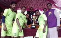 खैराबाद मऊ ने देवरिया को हराकर खिताब पर जमाया कब्जा