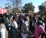 गुदड़ी नरसंहार : कांग्रेस की जांच टीम को सीआरपीएफ ने रोका Jamshedpur News