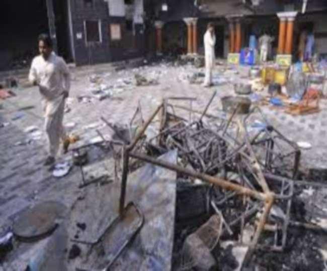 पाकिस्तान में फिर एक हिंदू मंदिर को बनाया निशाना, मूर्तियों को नुकसान पहुंचाया