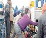 मुजफ्फरपुर में सड़क हादसा, भाई-बहन गंभीर रूप से घायल, जानें कैसे हुई घटना Muzaffarpur News