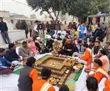 सरस्वती महोत्सव शुरू, लोगों को लुभा रहा हरियाणा ग्रामीण परिवेश का दर्शन