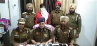 मुंबई भागने की फिराक में हत्यारोपित ललित गिरफ्तार
