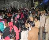 महिलाओं को भड़काने में मां व बेटी समेत पांच महिलाएं चिह्नित, AMU की छात्राएं भी शामिल Aligarh News