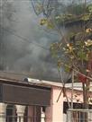 ज्वालामुखी मंदिर में माता की रसोई में भड़की आग