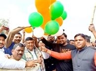 उद्घाटन मैच में नालंदा ने जहानाबाद को हराया