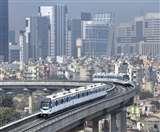 रोहतकवासियों के सपनों से दूर होती जा रही है दिल्ली मेट्रो, अब सियासत भी हो गई शुरू