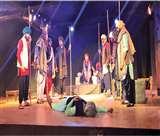 Nutan International Theater Festival: 'वाणी दफन' के मंचन से शुरू हुआ नाट्योत्सव का दूसरा चरण
