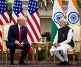 अमेरिकी राष्ट्रपति डोनाल्ड ट्रंप के भारत दौरे से सामरिक मोर्चे को मिली और मजबूती