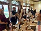 वाराणसी-काठमांडू के बीच एयर इंडिया की उड़ान की मांग टूरिजम एसोसिएशन ने पर्यटन मंत्री से की