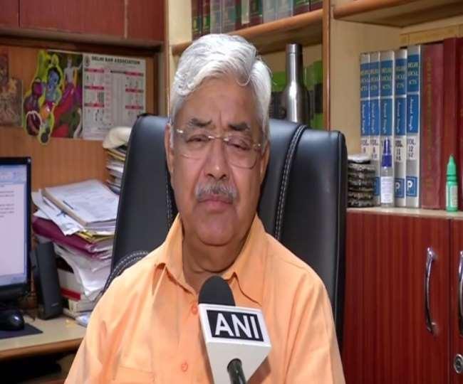 विहिप के कार्याध्यक्ष आलोक कुमार की फाइल फोटो