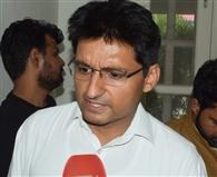 दीपेंद्र हुड्डा ने की कोरोना वायरस राहत कोष में दो करोड़ देने की घोषणा