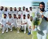 सौराष्ट्र क्रिकेट संघ ने कोरोना वायरस से लड़ने के लिए राज्य और केंद्र सरकार को दान की बड़ी रकम