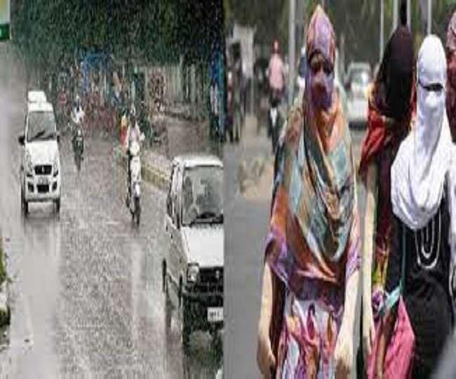मौसम विभाग के मुताबिक देश के कई हिस्सों में बारिश व कई जगहों पर लू की संभावना (फाइल फोटो)