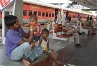 बिहार के भागलपुर 1600 कामगारों को लेकर हिसार से रवाना हुई ट्रेन