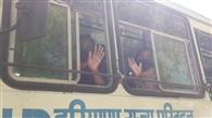 711 प्रवासी श्रमिक बिहार व झारखंड के लिए रवाना