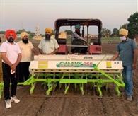 पलायन कर चुके श्रमिकों ने बढ़ाई किसानों की टेंशन