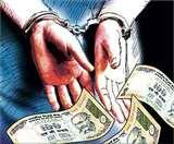 Rajasthan: चित्तौड़गढ़ में रिश्वत लेते फूड इंस्पेक्टर गिरफ्तार
