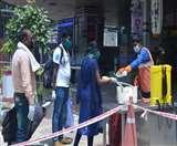 Coronavirus Patna Update: चांदमारी रोड भी आया कोरोना की जद में, बीएमपी में बढ़े संक्रमित