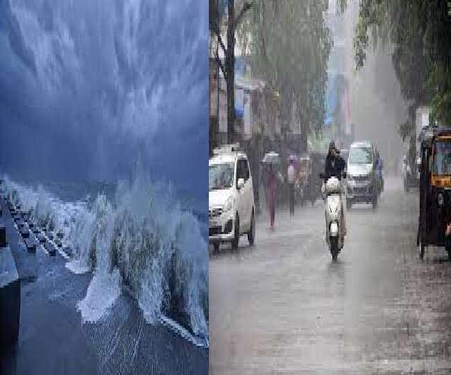 झारखंड पहुंचा 'यास' तूफान, यूपी-बिहार और राजस्थान सहित इन राज्यों में भारी बारिश का अलर्ट