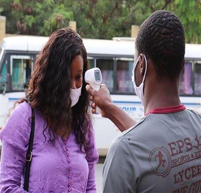 दक्षिण अफ्रीका में कोरोना महामारी की तीसरी लहर