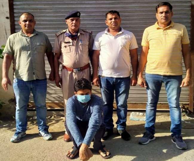 मोहम्मद शहवार पंजाब की रोपड़ जेल में बंद था। पानीपत पुलिस ने सात दिन की रिमांड पर लिया।