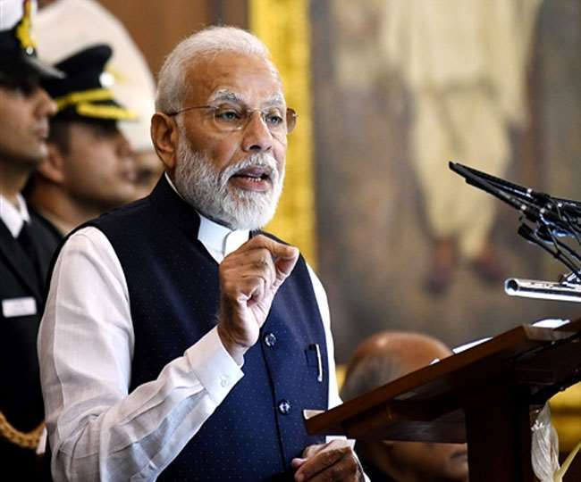 PM Modi to address the nation on 29th July 2021 on the completion of one year of the NEP implementation
