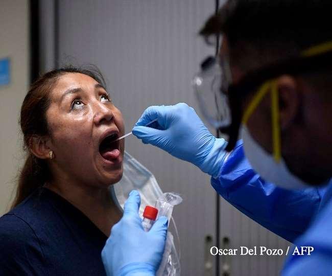 Global COVID-19 Cases: दुनिया में संक्रमितों की संख्या 2 करोड़ 40 लाख के पार: जॉन्स हॉपकिन्स