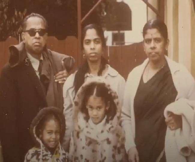कमला हैरिस ने अपने दादा को किया याद, बोली- भारत में समुद्र तट के किनारे चलने वालों ने मुझमें एक प्रतिबद्धता पैदा की