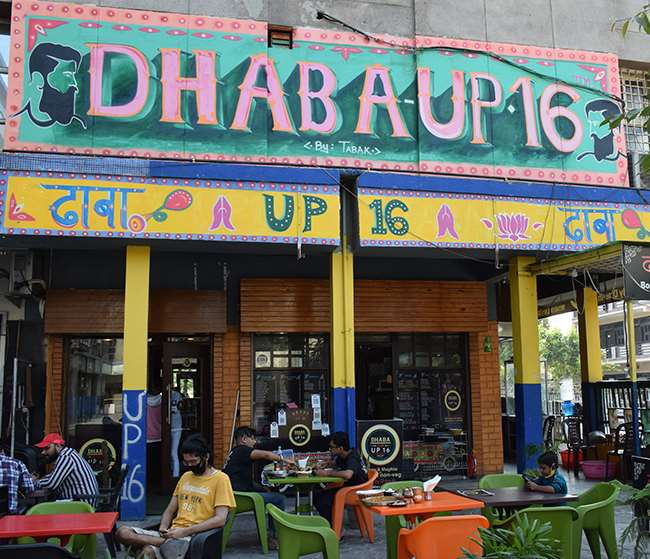 DhabaUP16 Maintained Its Business During Corona Crisis With The Help Of Customer Suggestions