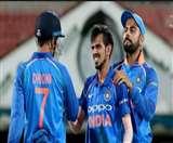 चहल ने बनाया टीम बस में वीडियो कहा- 'Miss You Mahi Bhai, ये सीट हमेशा खाली रहती है'