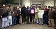 सेक्टर-तीन के लोगों ने एचएसवीपी अधिकारियों के खिलाफ हत्या का केस दर्ज कराने को लिखा पत्र