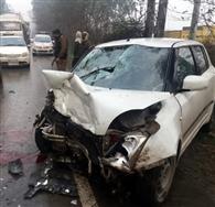 कार दुर्घटना में बच्चे समेत दो की मौत, 4 गंभीर