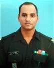 ड्यूटी के प्रति समर्पण भाव के लिए नैनी के हवलदार इंदर को मिला सेना मेडल