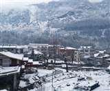 Snowfall in Himachal: बारिश और बर्फबारी से ठंड फिर प्रचंड, मौसम विशेषज्ञों का छह जिलों में अलर्ट