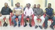 मंत्रिमंडल में कोल्हान का हो विधायक को शामिल नहीं किए जाने पर मानकी मुन्डा संघ नाराज