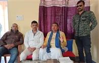 विपक्ष के बहकावे में सीएए का का विरोध कर रहे हैं लोग : डॉ महाचंद्र सिंह