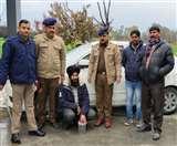 इंदौरा में 1.735 किलोग्राम अफीम समेत मुख्य सरगना गिरफ्तार, पुलिस ने घर से बरामद की खेप Kangra News