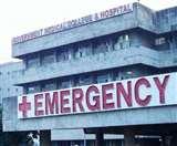 जीएमसीएच-32 में मारपीट करने वाले जूनियर रेजिडेंट डॉक्टर को निकाला Chandigarh News