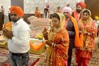 जिला प्रशासन ने नारी निकेतन की सात लड़कियों की शादी करवाई