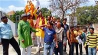 जय हिद पार्टी ने मनाया चंद्रशेखर आजाद का शहादत दिवस
